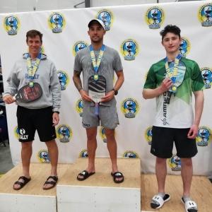 Jordan- - 2019 International Indoor Pickleball Tournament – Centralia Washington.